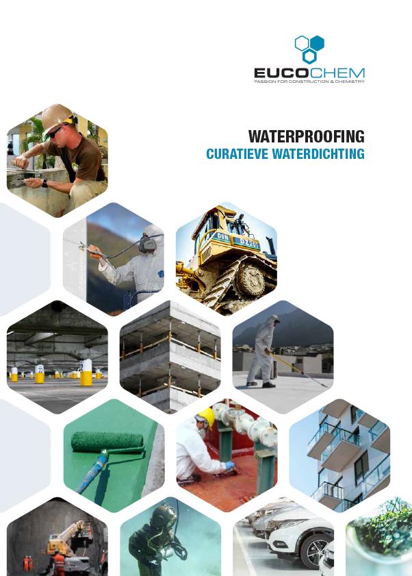 Waterproofing Curatief