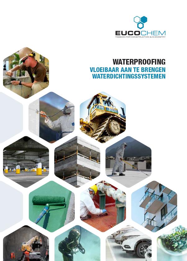 Waterproofing Vloeibaar