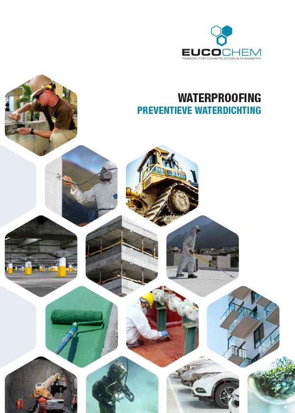 Waterproofing preventative